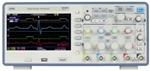 BK Precision 2553 70 MHz, 4CH, 2 GSa/s Digital Storage Oscilloscopes