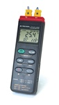 BK Precision 715 Datalogging Temperature Meter, Dual Input. New in Box.