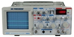 BK Precision 2121C 30 MHz Analog Oscilloscope with Frequency Counter
