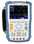 BK Precision 2512 100 MHz, 1 GSa/s, 2CH Non-Isolated, Handheld Digital Oscilloscope. New in Box