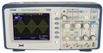 BK Precision 2530B 25 MHz, 500 MSa/s Digital Storage Oscilloscope