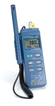 BK Precision 725 Datalogging Humidity/Temperature Meter w/Dual Input. New in Box.