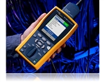 DTX-1800 CableAnalyzer: Includes DTX-1800 Main and Smart Remote, LinkWare PC Software, 128MB MMC Card, Cat 6A/Class EA Permanent Link Adapters (2), Cat 6A/Class E Channel Adapters (2), Headsets for Talk (2), AC Chargers (2), Carrying Case, USB Interface C
