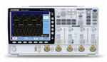 Instek GDS-3354 Digital Oscilloscope 350 MHz  4 channel 5 Gsa/s sampling rate