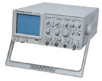 Instek GOS-622G 20MHz Bandwidth 2 channel Analog Oscilloscope. Brand New.