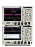 Tektronix MSO70804C 8 GHz Mixed Signal Oscilloscope; 4 analog / 16 logic channels
