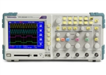 Tektronix TPS2024B Oscilloscope; Digital Storage, 200Mhz, 2 Gs/S, 4 Isolated Channels, Color Display, Battery Powered